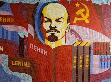 Soviet wall artefacts