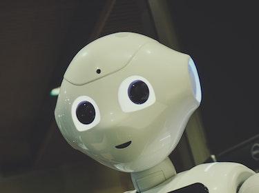 Human-like robot machine